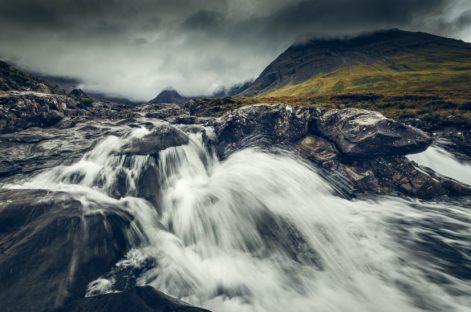 Skye : Voyage photo Ecosse