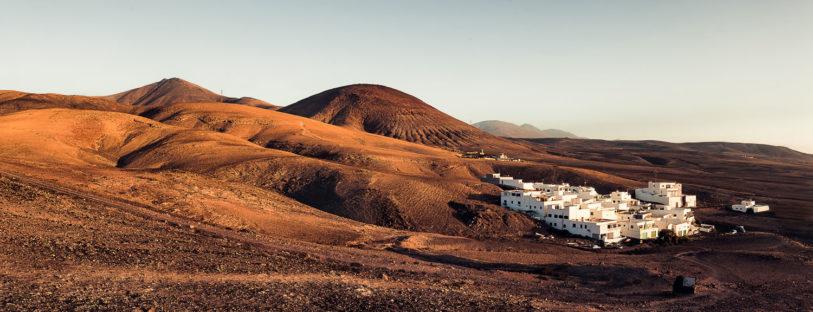 Lanzarote terre des volcans