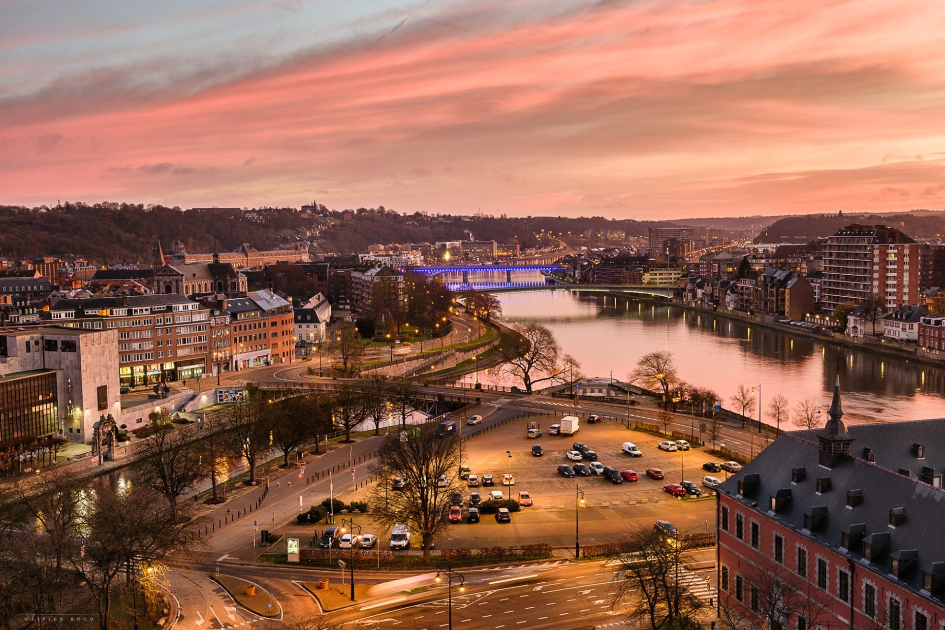 Belgium Cities Photo Tour - Jour 2 - Namur accompagné par Olivier Rocq
