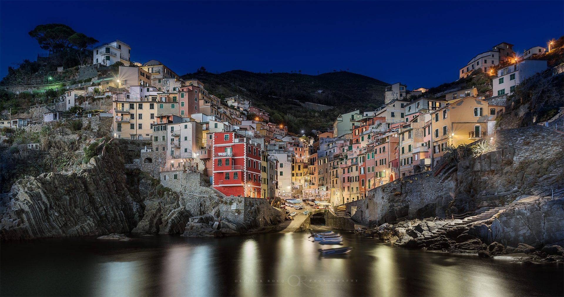 Riomaggiore Voyage photo aux Cinque Terre avec Olivier Rocq