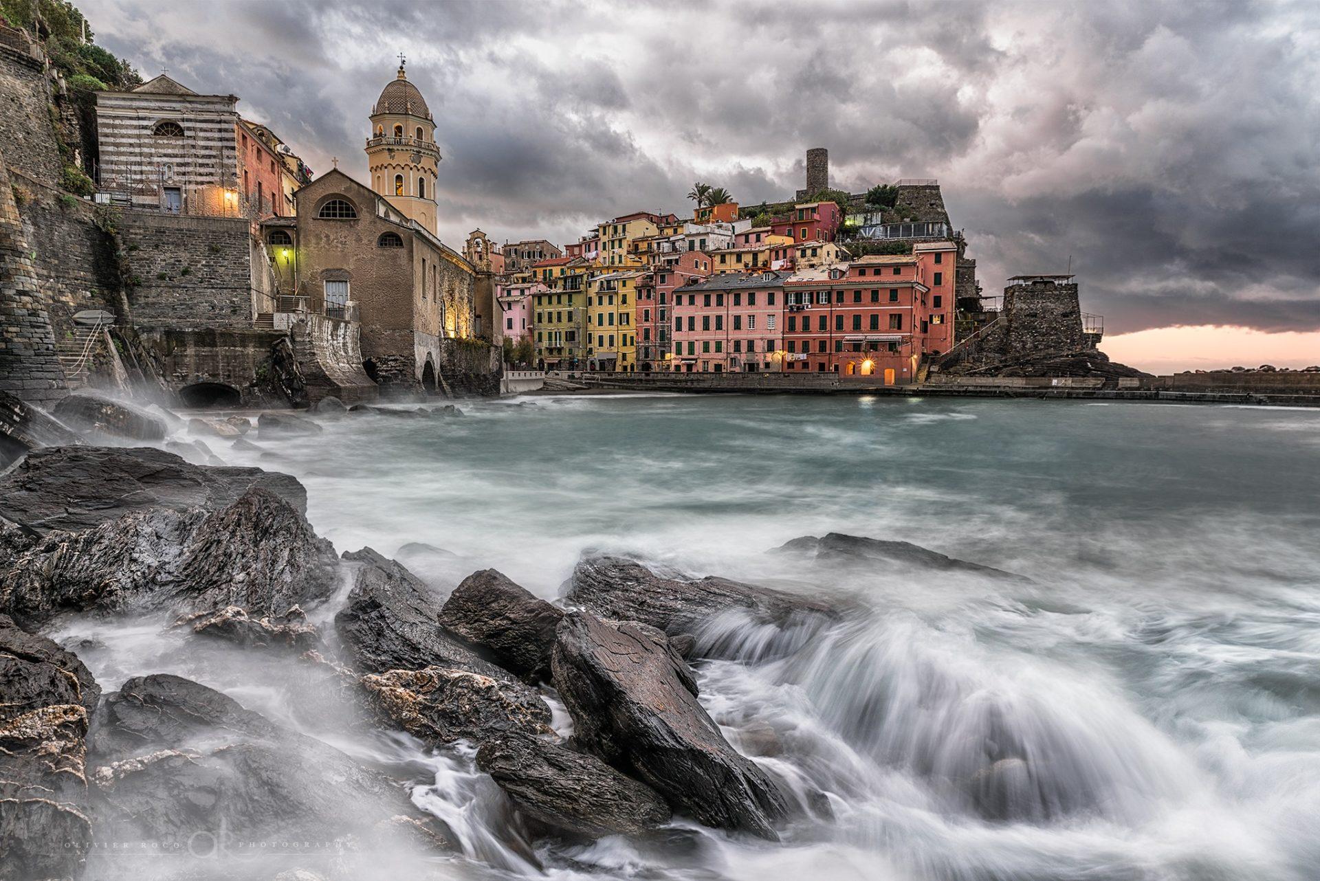 Vernazza Voyage photo aux Cinque Terre avec Olivier Rocq