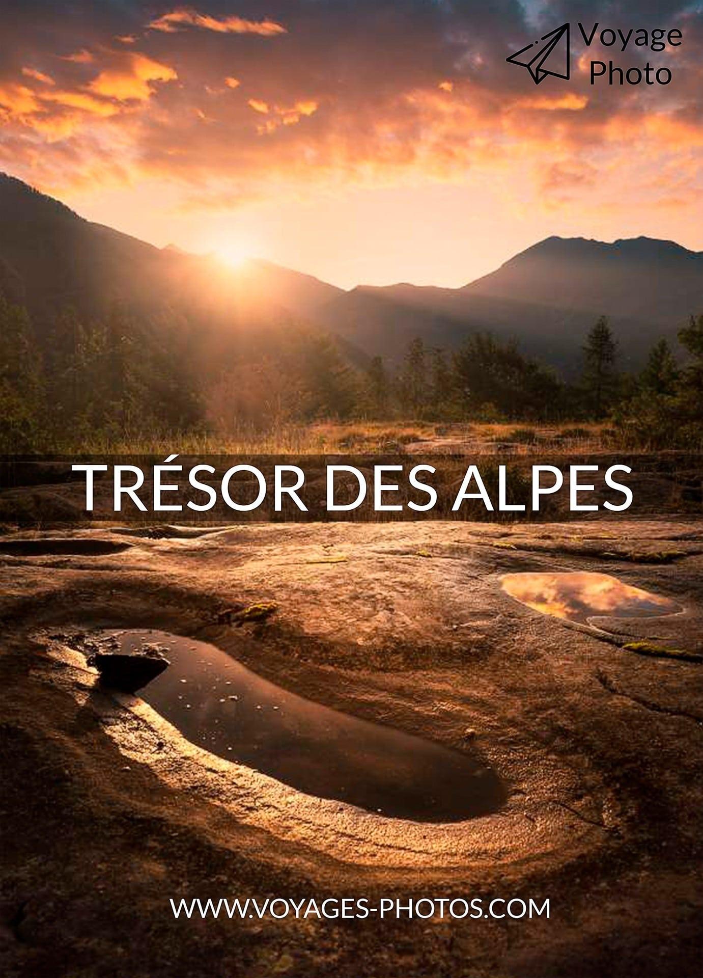 Parc des Écrins dans les Hautes-Alpes
