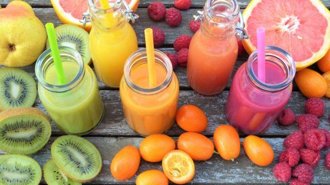 vitamines et fruits pour lutter contre les virus