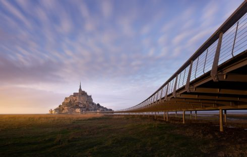 Mont Saint-Michel et Saint-Malo