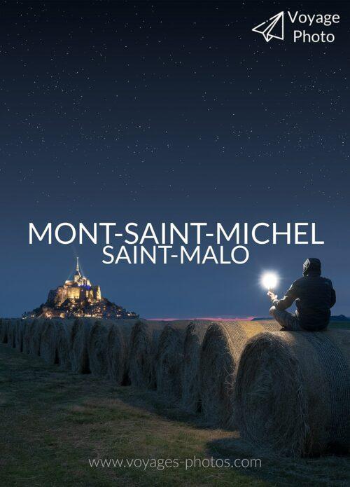 voyage photo au mont-saint-michel et dans la cite de saint-malo