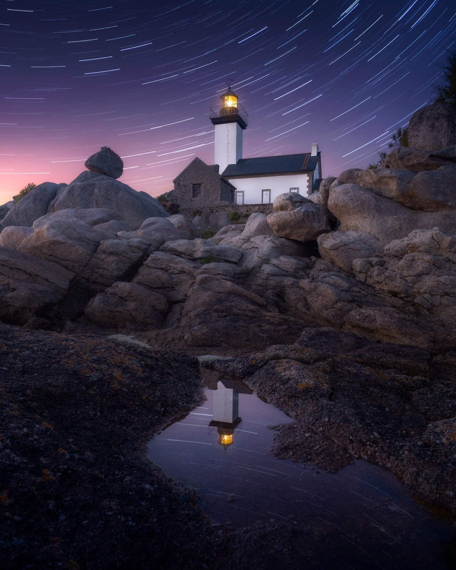 La route des phares