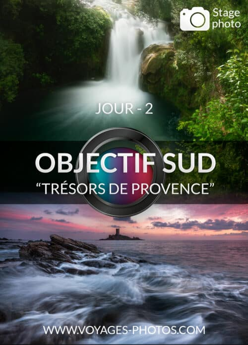 Objectif-SUD-Var-stage-photo-cascade-caramy Ile d'Or Dramont