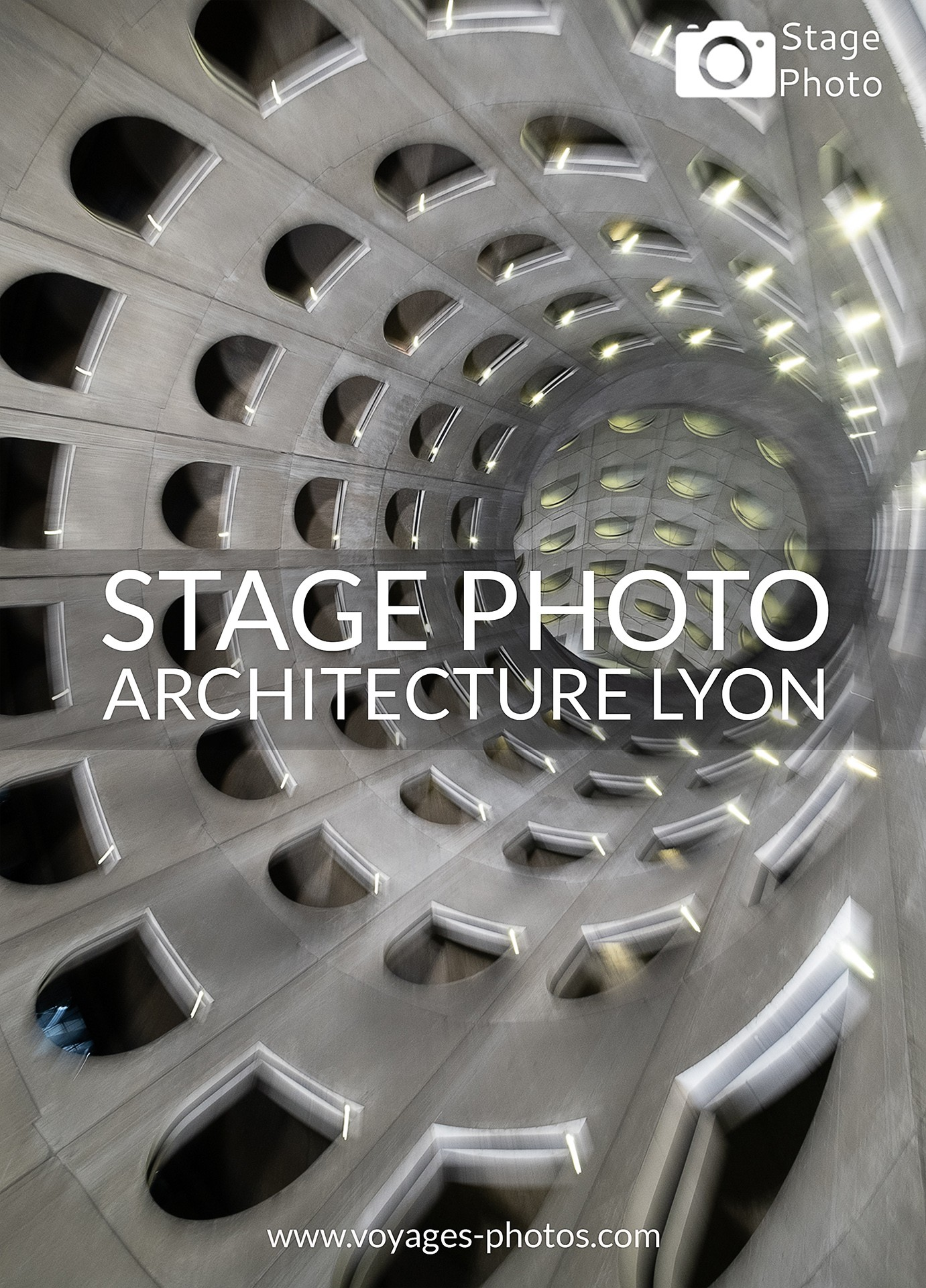 Stage photographie Lyon