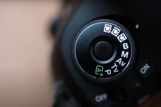 Canon modes custom