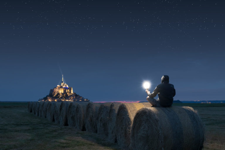 Visite du Mont Saint-Michel