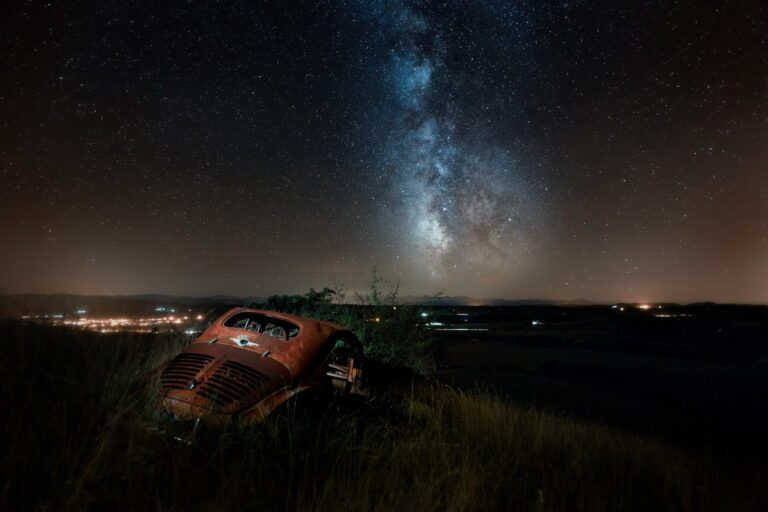 Comment photographier la Voie lactée ?