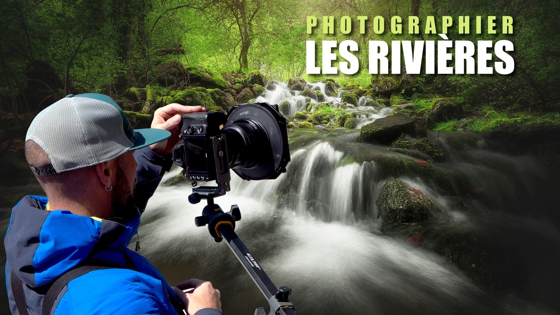 Comment photographier les rivières