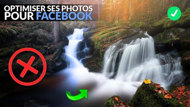 optimiser ses photos pour Facebook
